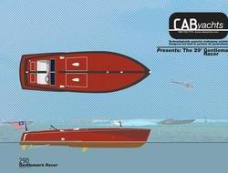 CAB Yachts 290 and 250 Gentleman's Racers