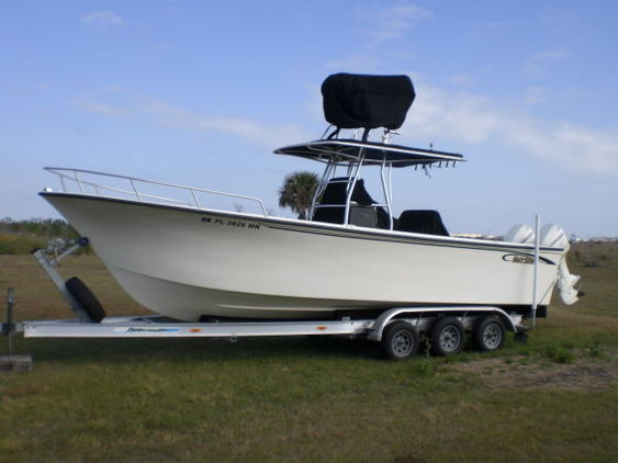 Fishing Boat - Maycraft Center console,Offshore ,