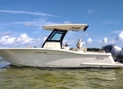 Scout Boats - 255 LXF