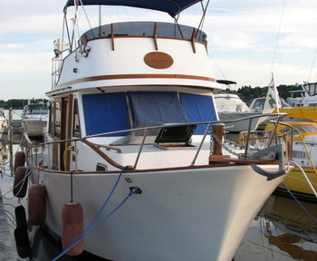 Marine Trader - 36 Double Cabin